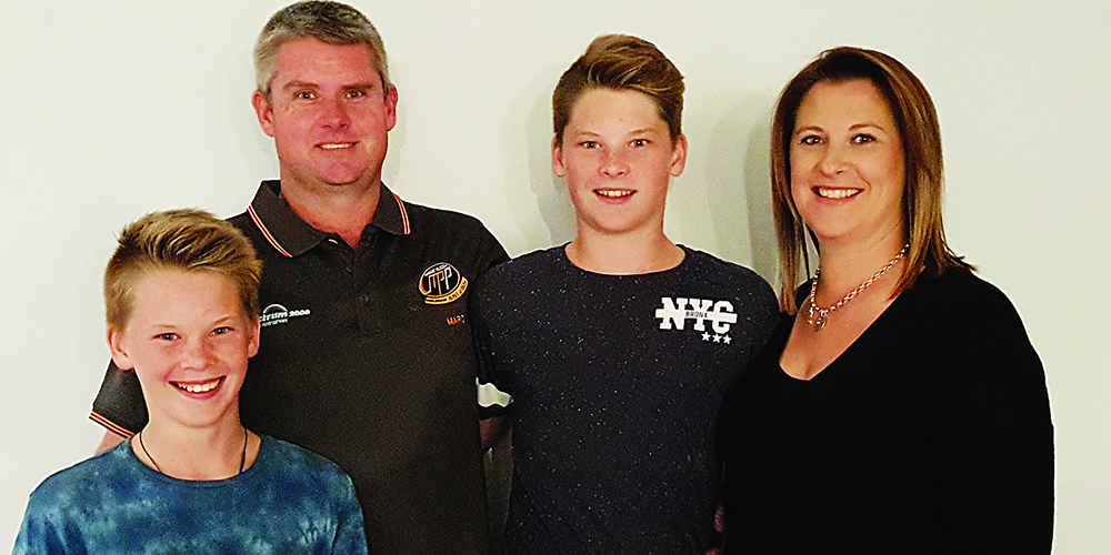 Marc Flood And Family From Marlborough Panel And Paint In Blenheim NZ